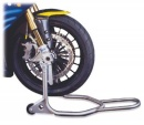 "Harris Front ""Under Fork"" Universal Stainless Steel Paddock Stand"