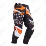 Shot Textile Trousers Freegun U.S. Kid - Orange